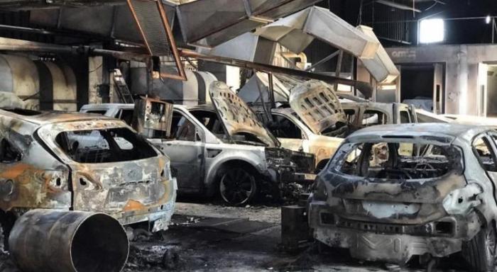 Incendie garage Buliard : l'enquête se poursuit