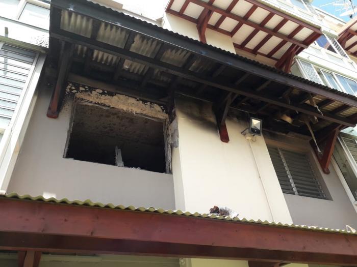 Incendie mortel à Dillon : un moment de vive émotion pour les voisins