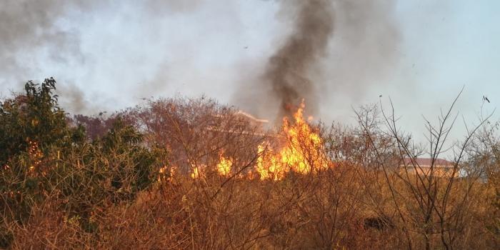 Incendie à Bellefontaine : les pompiers ont passé la nuit sur place
