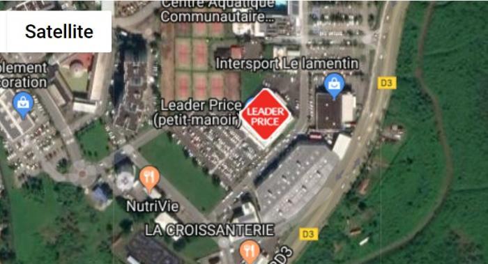 Incident au Leader-Price de Petit-Manoir au Lamentin entre une cliente et un agent de sécurité
