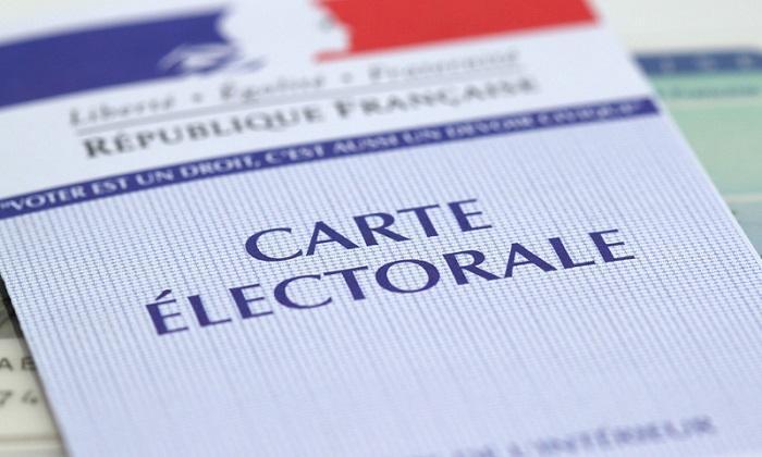 Inscriptions sur liste électorale