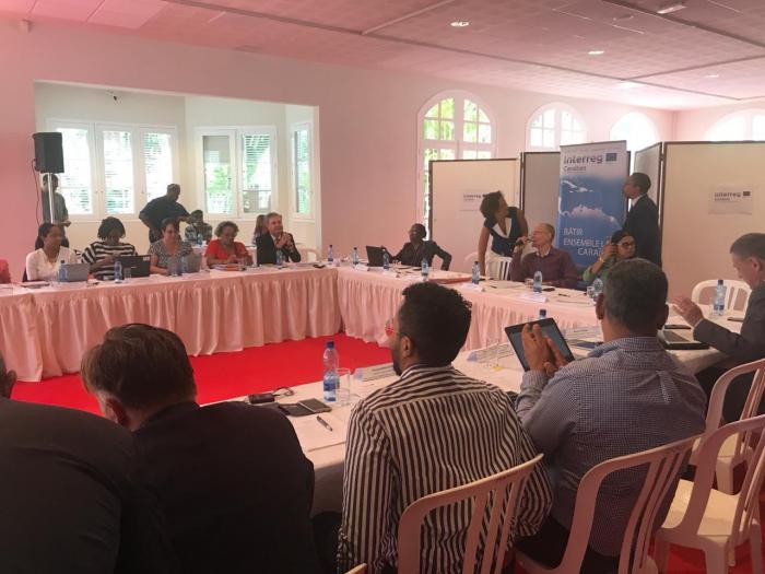 INTERREG Caraïbe : 53% des fonds européens engagés pour la période 2014-2020
