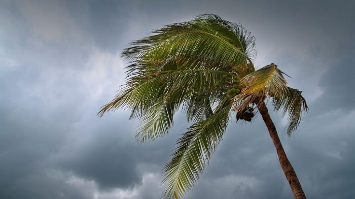 IRMA est devenue un ouragan de classe 2