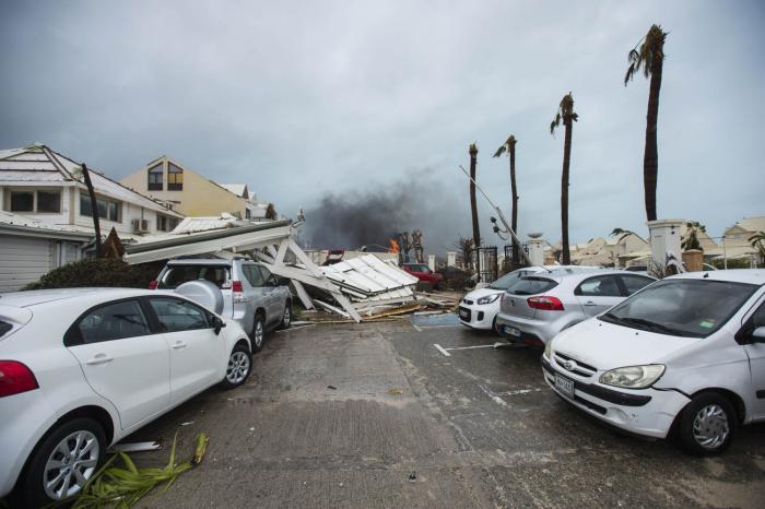 """Irma : """"Il y a des endroits que je ne reconnais même pas"""", raconte Lionel Chamoiseau"""