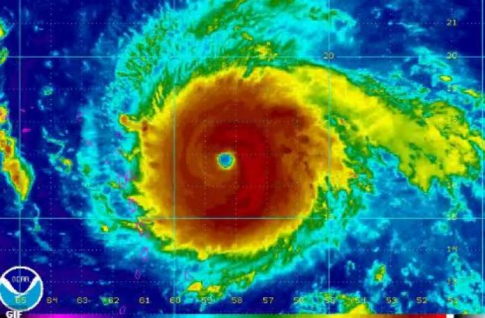 Irma : le nord de la Caraïbe en état d'alerte