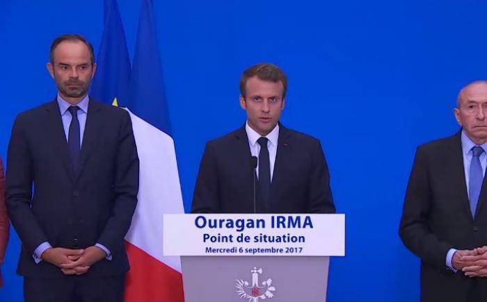 IRMA : Un plan national de reconstruction déployé à Saint-Barthélémy et Saint-Martin