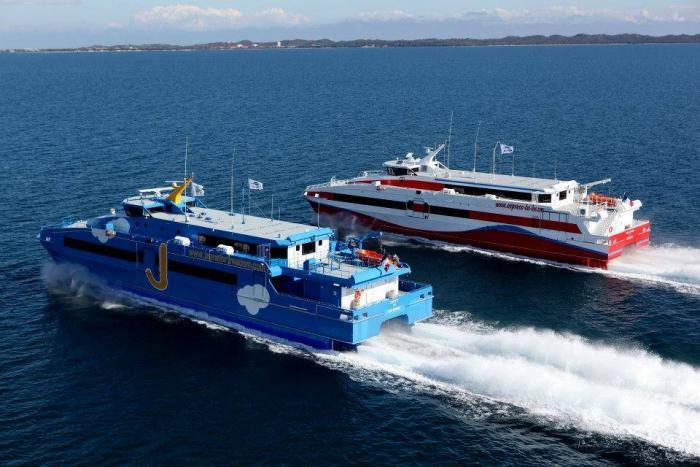 Isaac : L'Express des Îles et Jean's annulent leurs rotations inter-îles
