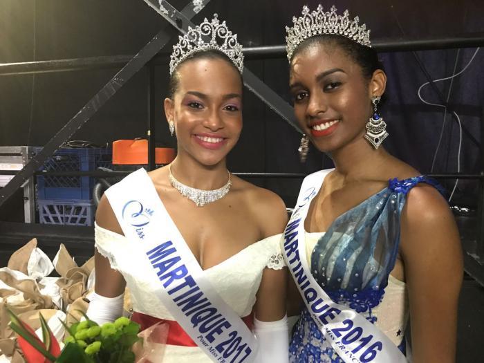Jade Voltigeur est la nouvelle Miss Martinique