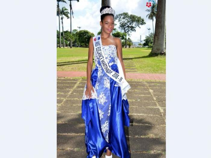 Janyce Gruette, 22 ans, est Miss Elégance 2019
