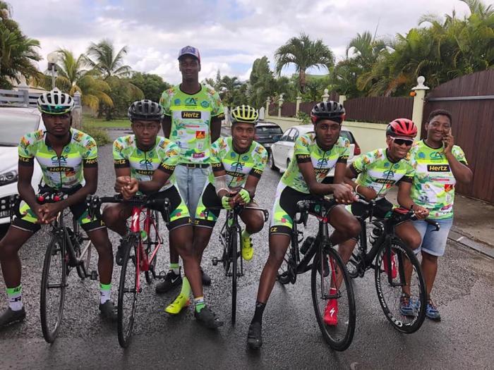 Jean-Emmanuel Laurendot remporte la Ronde de l'avenir en Guadeloupe