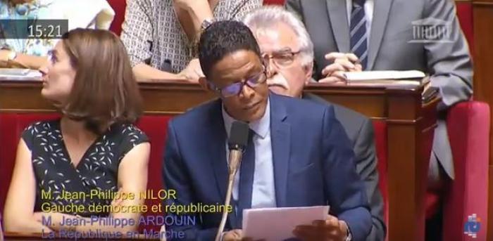 Jean-Philippe Nilor interpelle le gouvernement sur l'affectation des jeunes enseignants martiniquais