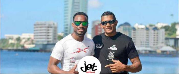 Jet Ski : Ugo Fidélin et Christophe Concoriet prêts pour la 1ère manche du championnat du monde de vitesse à Doha (Quatar)