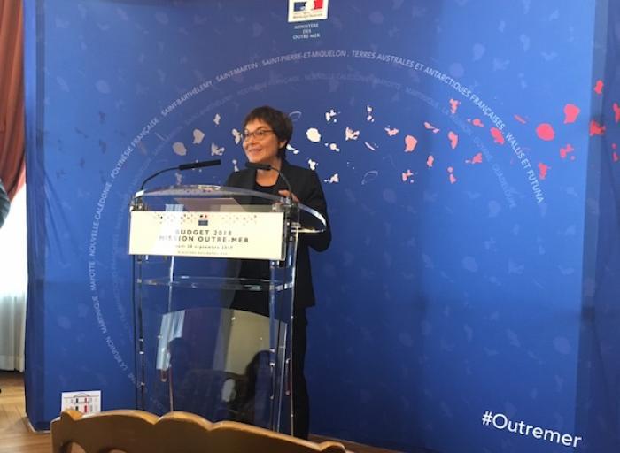 Jeunesse, emploi et développement: les priorités du budget 2018 pour l'Outre-mer
