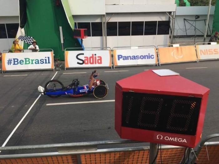 Jeux Paralympiques : Joel Jeannot en bronze
