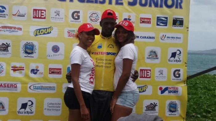 Jordan Plumbert remporte la 11è édition du Tour de la Martinique junior