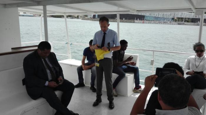 Journée de l'Océan: une convention signée entre le Port et le Rectorat