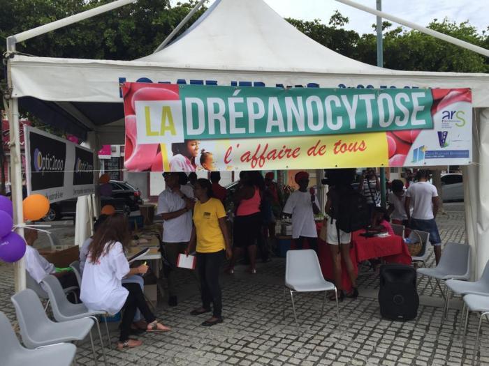 Journée mondiale de la drépanocytose: 2000 personnes concernées en Guadeloupe