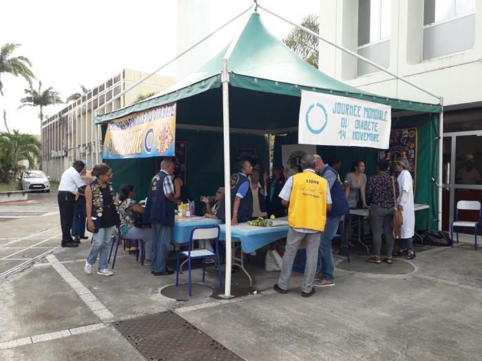 Journée mondiale du diabète : un dépistage gratuit organisé sur le campus de Schoelcher