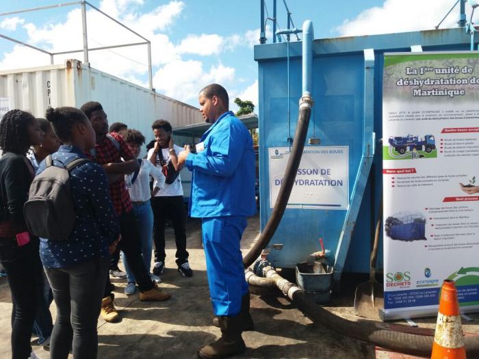 Journée portes ouvertes à l'occasion de la semaine européenne de la réduction des déchets