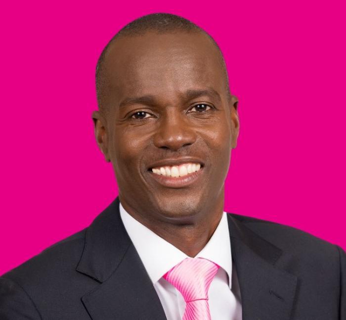 Jovenel Moïse remporte l'élection présidentielle en Haïti