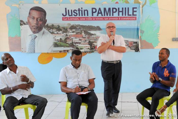 Justin Pamphile rejoint la République en Marche