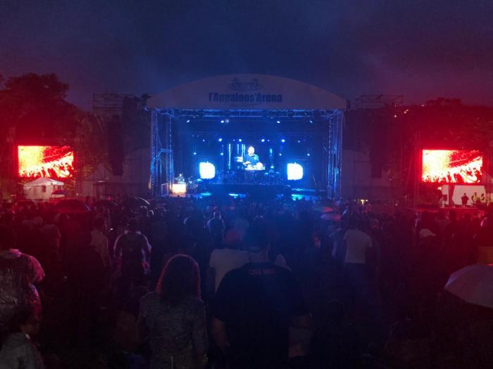 #Kassav : le concert de ce soir est maintenu