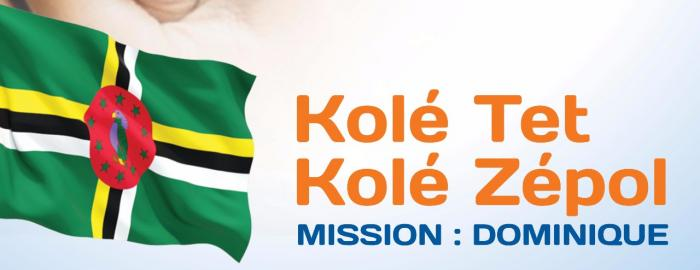 Kolé tet kolé zépol : une opération de grande envergure en faveur de la Dominique