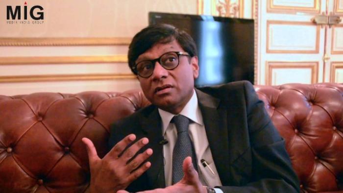 L'ambassadeur de l'Inde en France poursuit sa tournée caribéenne