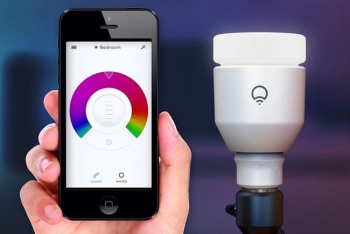 L'ampoule devient intelligente !