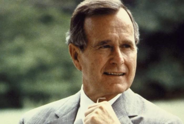 L'ancien président américain George Herbert Walker Bush est décédé