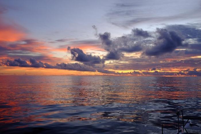 L'Atlantique ou comment Manon et Pierre ont mis le cap sur le grand large...