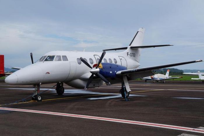 L'avion de l'ancienne compagnie aérienne Ava Air mis en vente aux enchères
