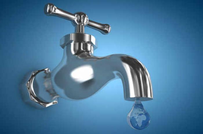 L'Eau ne coule ni dans les robinets ni sous les ponts