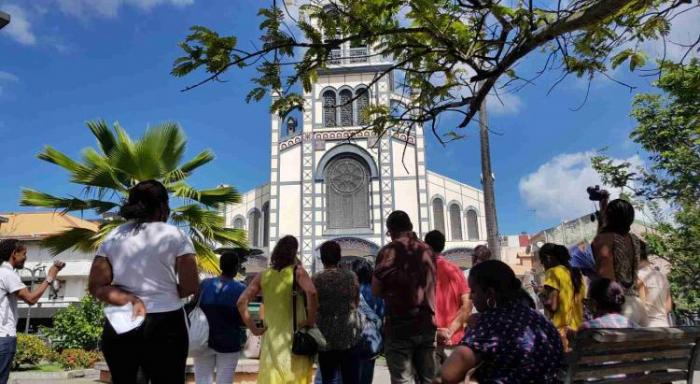 L'Eglise catholique de Martinique se tourne un peu plus vers le tourisme