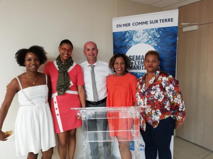 L'emploi maritime: près de 200 métiers possibles en Guadeloupe