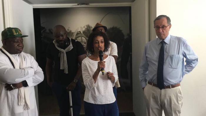 """L'exposition """"Afrique, artistes d'hier et d'aujourd'hui"""" visible à la Fondation Clément"""