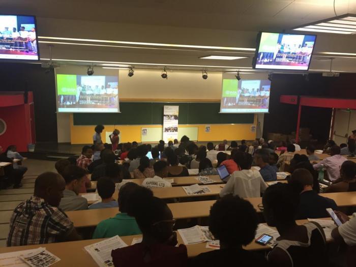 """L'INRA a porté le projet """"Apprentis chercheurs"""": entre expériences et avenir pour la Guadeloupe"""