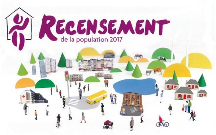 L'INSEE lance sa campagne de recensement pour l'année 2017