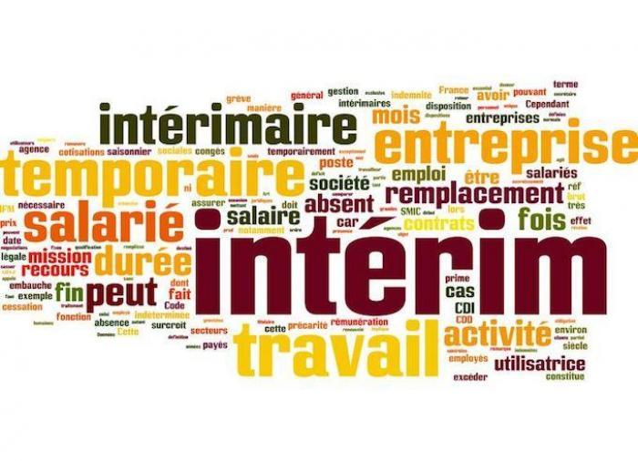 L'intérimaire guadeloupéen : homme, jeune et ouvrier
