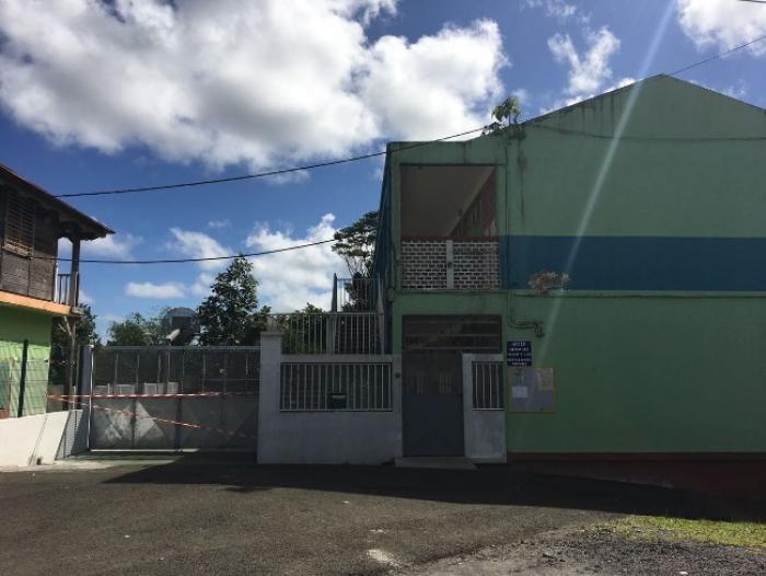L'école de Dumaine au Gros-Morne va rouvrir ses portes prochainement