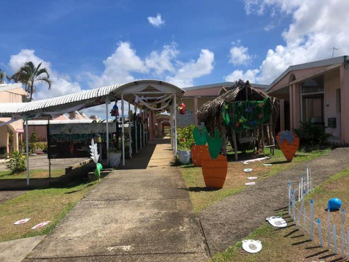 L'école de Grand Bourg à Rivière Salée reste fermée jusqu'à jeudi