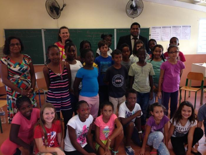 L'éducation civique revisitée par les élèves du Gosier
