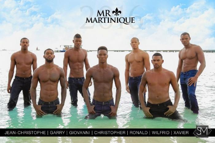 L'élection de Mr Martinique est reportée