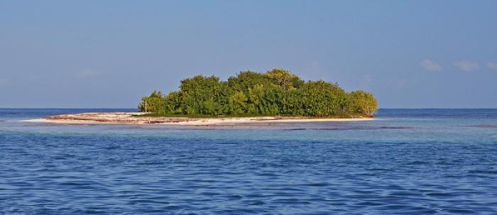 L'îlet Blanc interdit au public jusqu'au 31 août