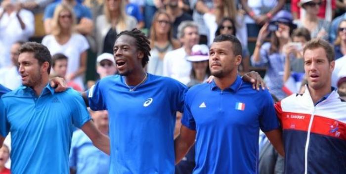 L'équipe de France de tennis arrive en Guadeloupe ce mercredi