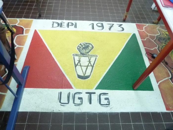 L'UGTG exige des formations pour le chantier du futur CHU