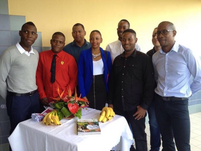 L'Université des Antilles a délivré les premiers diplômes de cadres intermédiaires de la filière banane