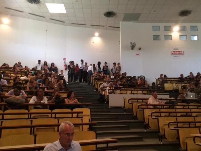 L'Université des Antilles toujours dans le flou, l'Assemblée Nationale va trancher