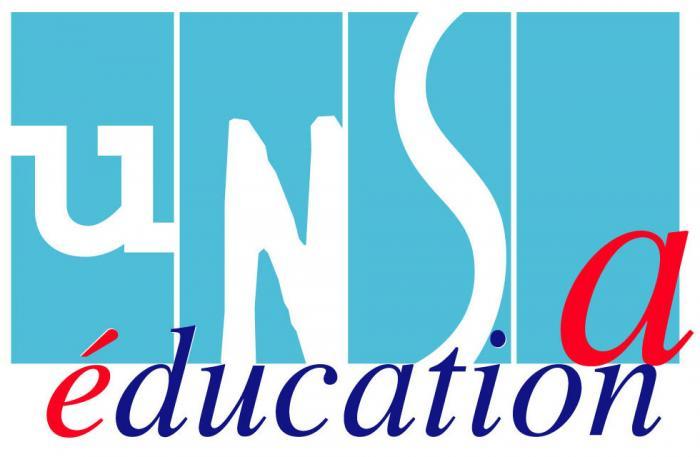 L'UNSA Education fait un point sur la rentrée