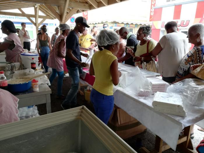 La 11 ème édition de la farandole de beignets de carnaval a débuté